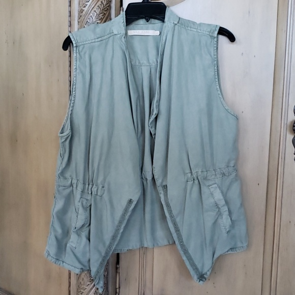 Max Jeans Jackets & Blazers - Max Jeans vest